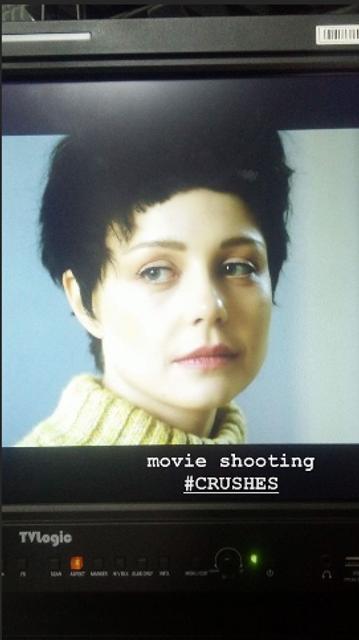 Тина Кароль полностью изменила внешность для съемок в фильме - фото 130693