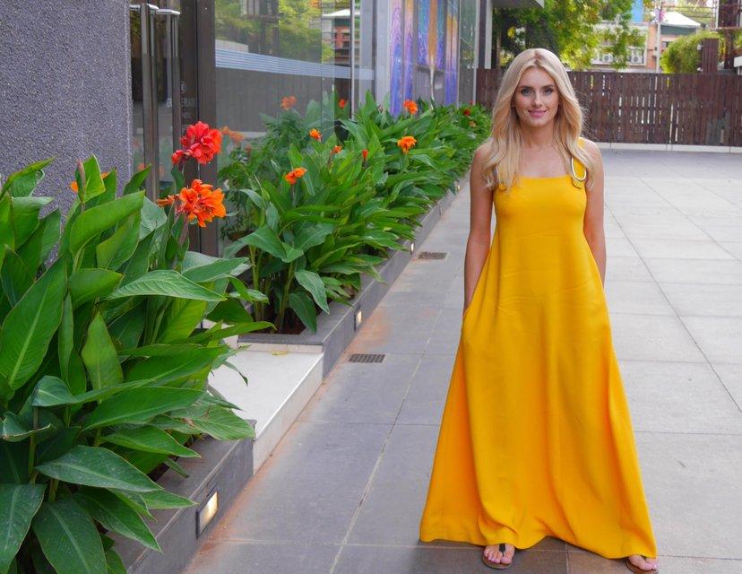 Ирина Федишин открыла для себя новую страну - фото 130991