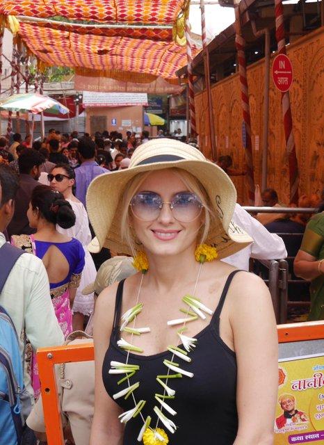 Ирина Федишин открыла для себя новую страну - фото 130994