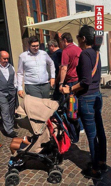Нашел повод для отдыха: Луценко с супругой Ириной улетел отдыхать в Италию - фото 131099