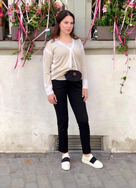 В Киеве обокрали квартиру Мисс Украины и бывшей модели Влады Литовченко - фото 131538