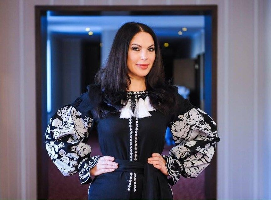 В Киеве обокрали квартиру Мисс Украины и бывшей модели Влады Литовченко - фото 131539