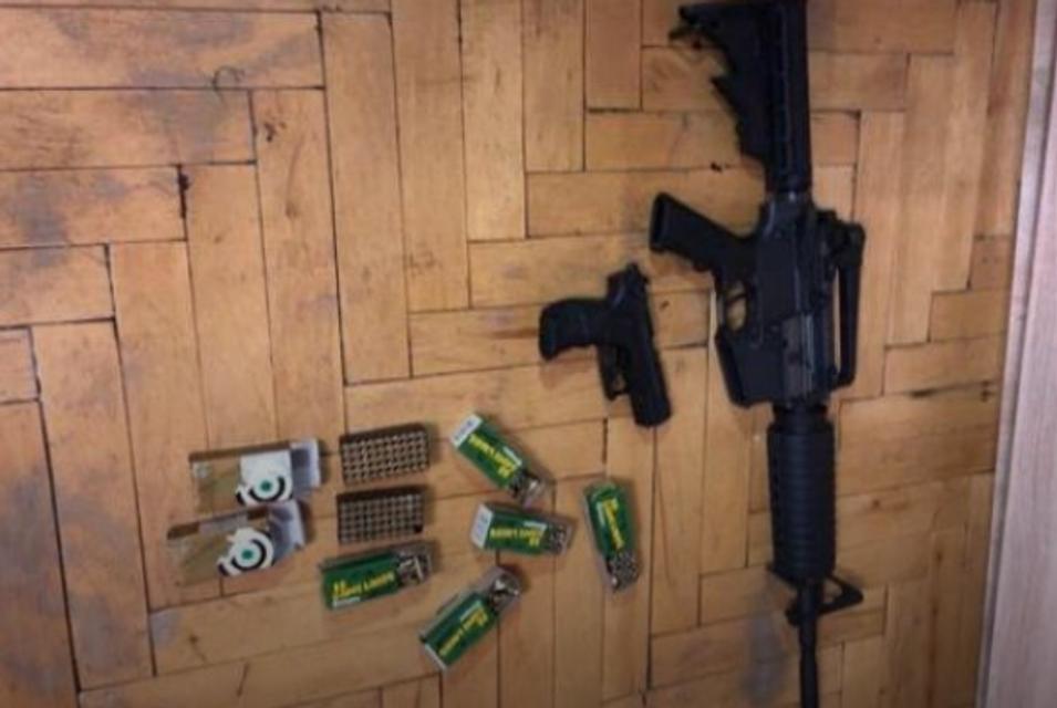 Харьковского студента поймали на продаже гранат, автомата и пистолета (ФОТО) - фото 131768