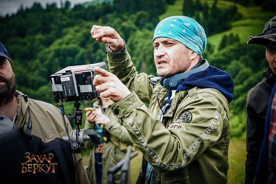 Захар Беркут: первые фото со съемок украинской ленты с голливудскими актероми - фото 131778