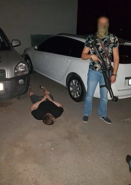 Сотрудники СБУ накрыли банду россиян-вымогателей (ФОТО) - фото 132229