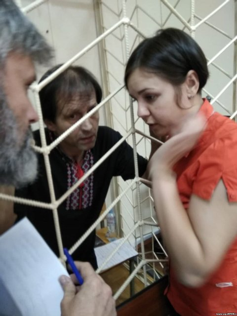 Шокирующие фото голодающего украинского политзаключенного Балуха - фото 132320