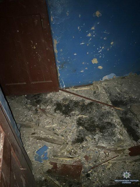 В Сумской области бывший военный бросил боевую гранату в жилой дом - фото 132422