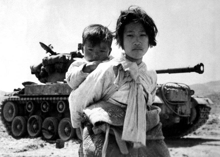 Параллель войны: Как США и СССР разломили Корею пополам - фото 132533