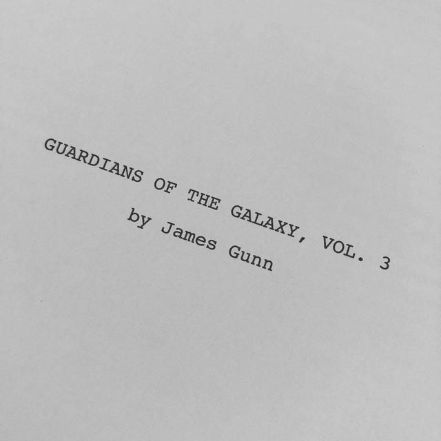 Стражи галактики 3: Джеймс Ганн завершил сценарий фильма - фото 132687