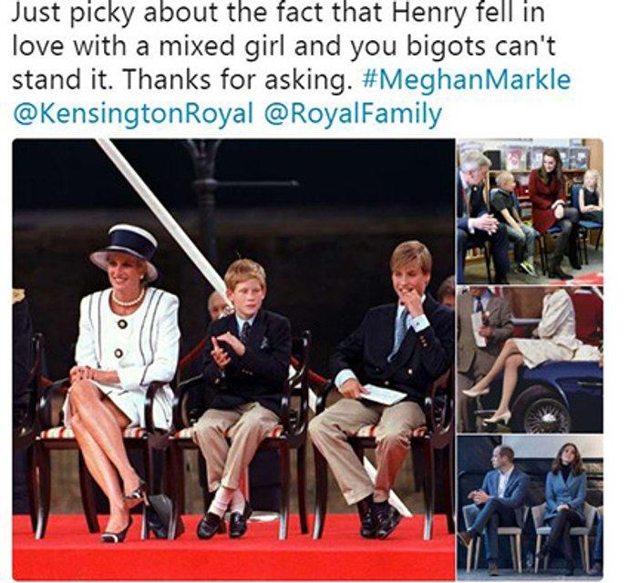 Меган Маркл снова обвиняют в нарушении королевского этикета - фото 132942