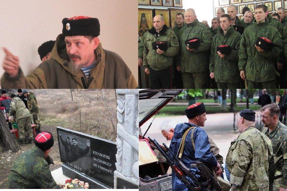 Наблюдатели ОБСЕ подарили своей коллеге шапку с символикой террористов (ФОТО) - фото 133003