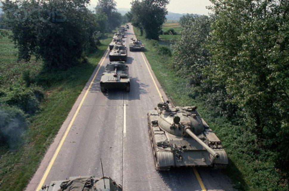 Больше не братья: Как начинались Югославские войны - фото 133017