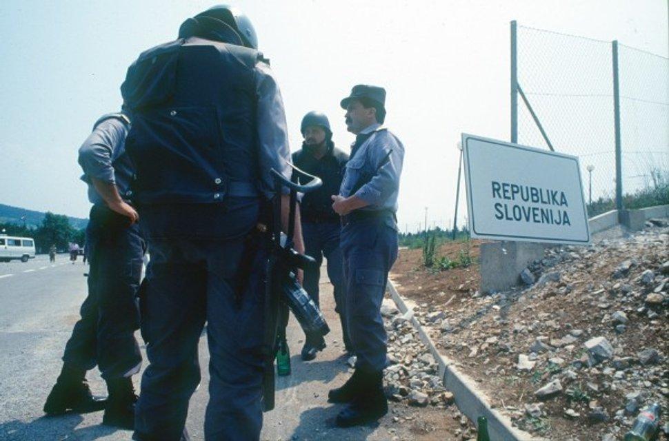 Больше не братья: Как начинались Югославские войны - фото 133018