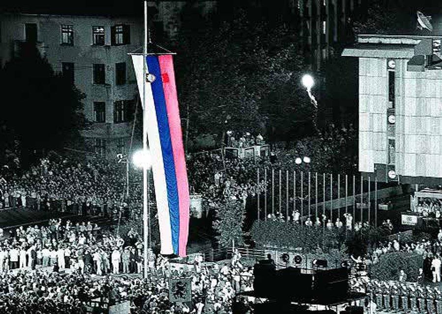 Больше не братья: Как начинались Югославские войны - фото 133021