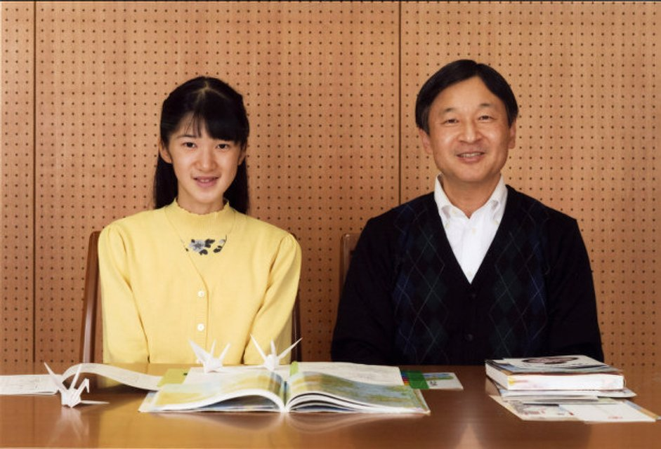 Наследница императора Японии принцесса Айко отреклась от престола - фото 133118