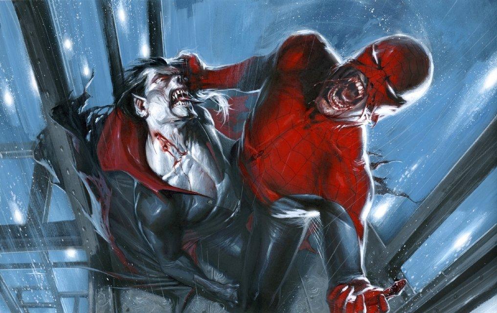 Морбиус: Джаред Лето сыграет в спин-оффе Человека-паука - фото 133155