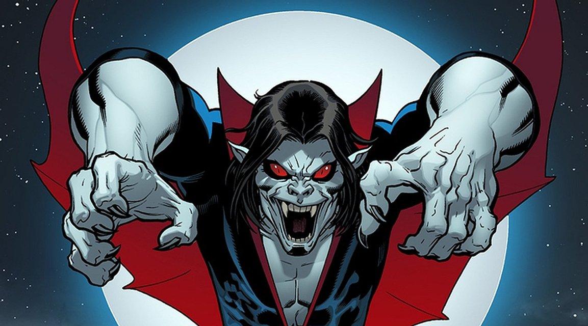 Морбиус: Джаред Лето сыграет в спин-оффе Человека-паука - фото 133156