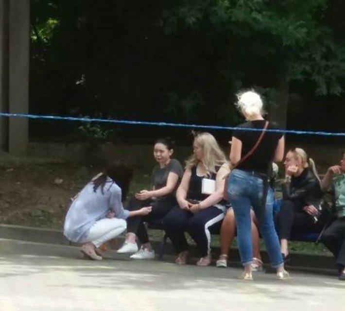 Не в СИЗО: Зайцева после убийства 6 человек гуляет по Харькову - фото 133185