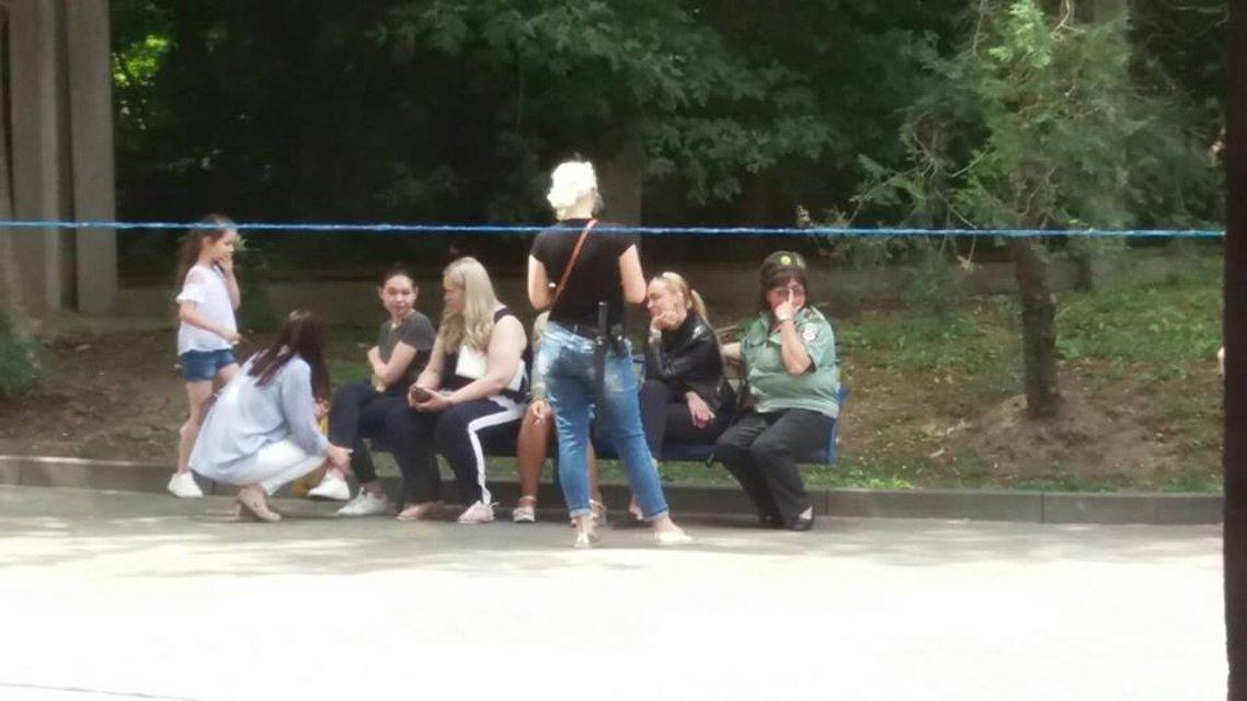 Не в СИЗО: Зайцева после убийства 6 человек гуляет по Харькову - фото 133186
