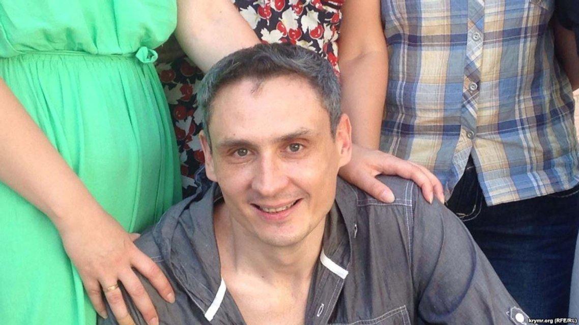 Украинского активиста Игоря Мовенко выпустили из симферопольского СИЗО - фото 133213