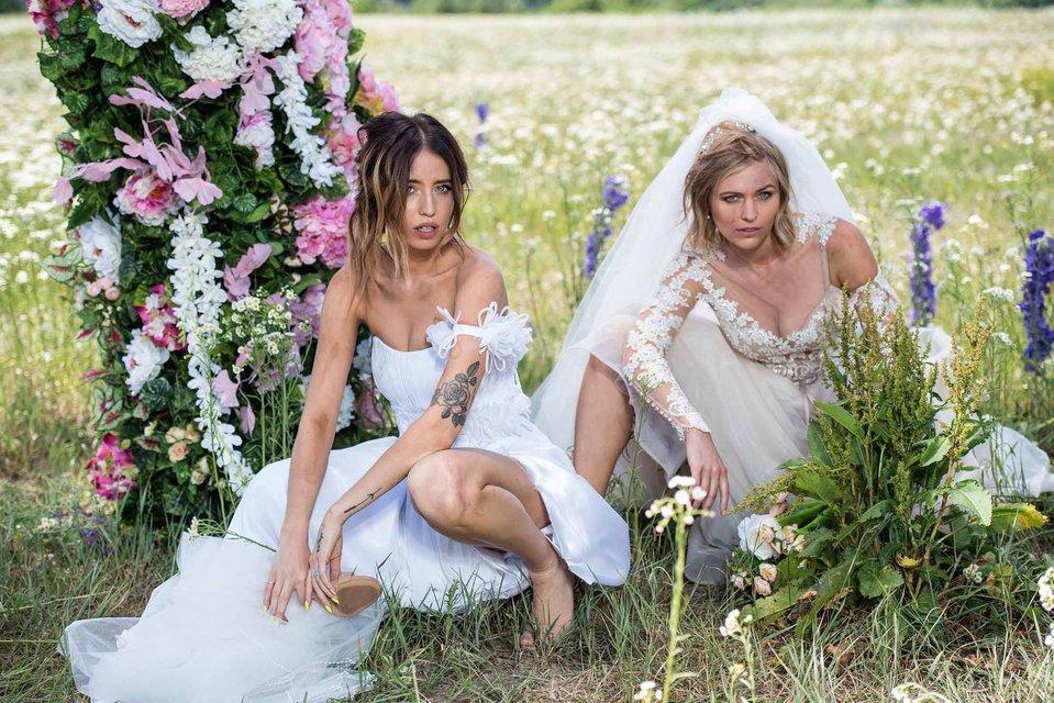 Я, ты, он, она: Дорофеева и Зеленский в трейлере комедии от 95 квартала - фото 129383