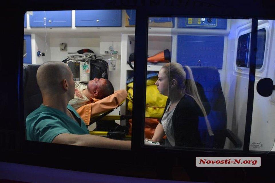 В Николаеве произошла стрельба на рынке, есть пострадавший - фото 129322