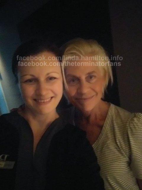 Терминатор-6: появились первые фото Джона и Сары Конноров из фильма - фото 130170