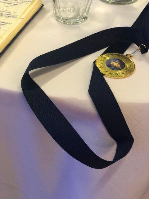 Британский канал вручил Оле Поляковой престижную награду - фото 129451