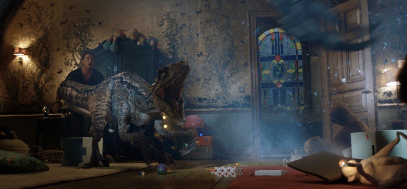 Мир Юрского периода 2: Лучший попкорновый фильм июня - фото 129641