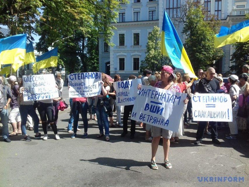 Саакашвилизация: История преобразования губернатора Степанова - фото 133532