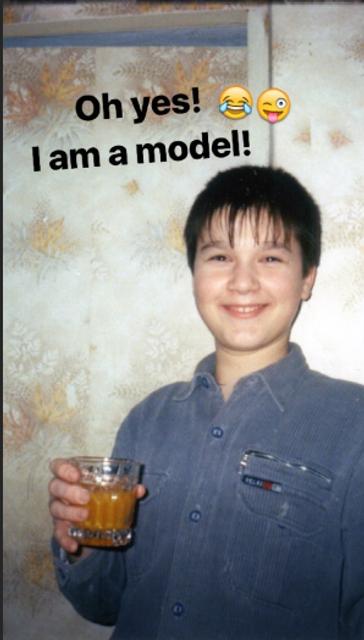 Зианджа раньше была очень милым мальчиком Борисом - новые фото - фото 134038