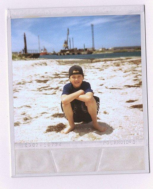 Зианджа раньше была очень милым мальчиком Борисом - новые фото - фото 134041