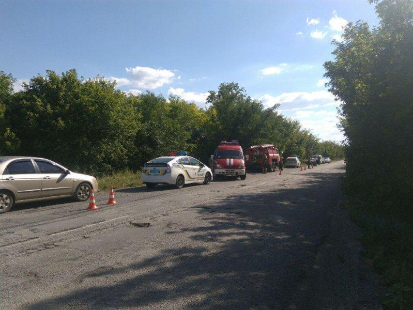 В Запорожье военные попали в смертельное ДТП - фото 134136