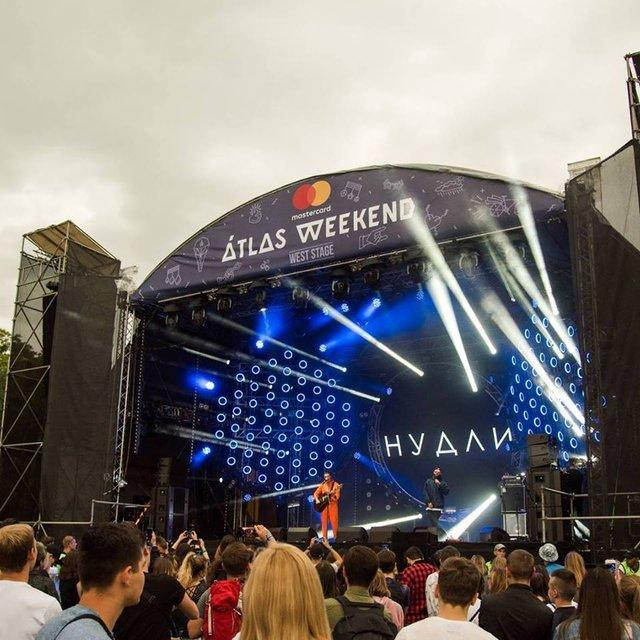 Atlas Weekend 2018: фотоотчет второго дня фестиваля - фото 134186