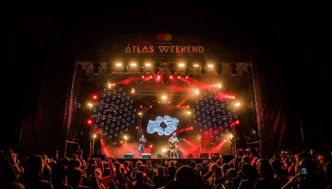 Atlas Weekend 2018: фотоотчет второго дня фестиваля - фото 134192