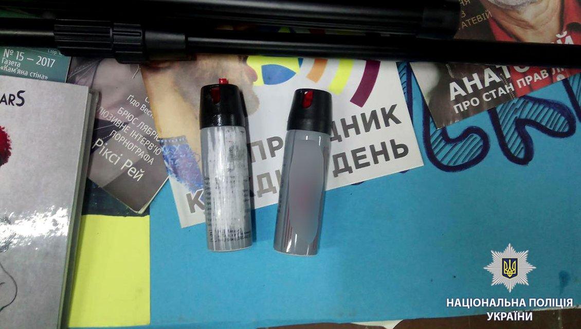 В Харькове разгромили офис ЛГБТ-сообщества - фото 134202