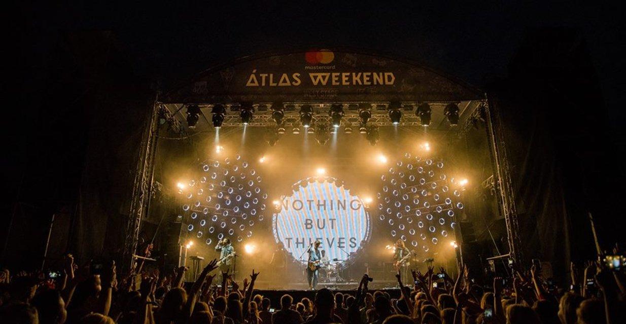 Atlas Weekend 2018: фото и видео третьего дня фестиваля - фото 134387