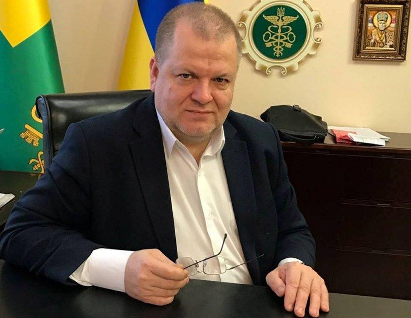 Соратник Гройсмана возглавил украинскую таможню - фото 134585