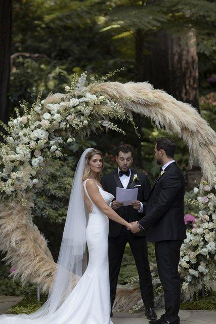 Звезда 'Сумерок' вышла замуж - фото 134834