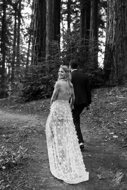 Звезда 'Сумерок' вышла замуж - фото 134839