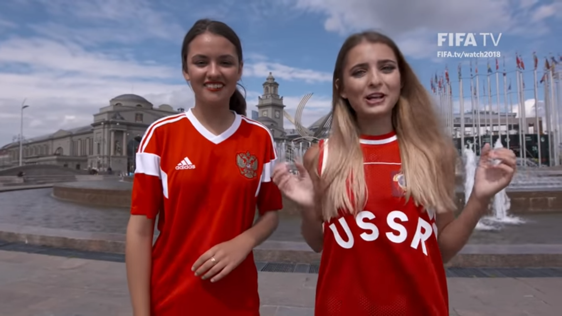 ФИФА уличили в пропаганде коммунизма и поддержке Путина - фото 135043