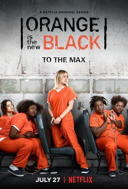 Оранжевый - хит сезона: Netflix выпустил трейлер и постер 6 сезона сериала - фото 135144