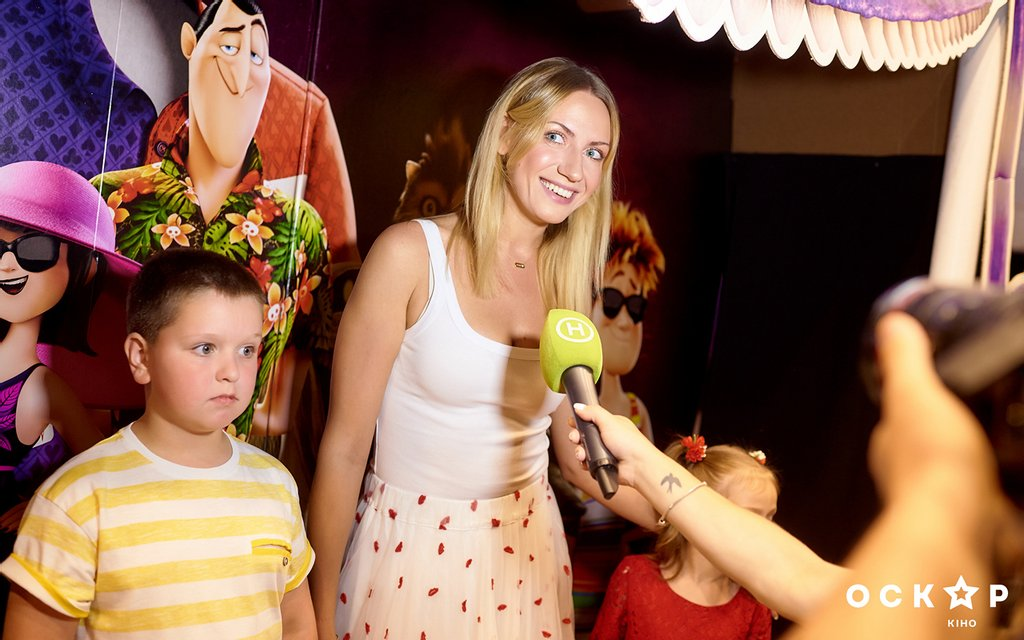 Монстры на каникулах 3: в Киеве состоялась премьера мультфильма - фото 135448