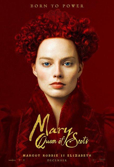 Марго Робби появилась на роскошном постере новой исторической драмы - фото 135493