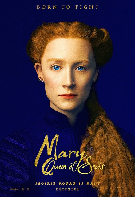 Марго Робби появилась на роскошном постере новой исторической драмы - фото 135494