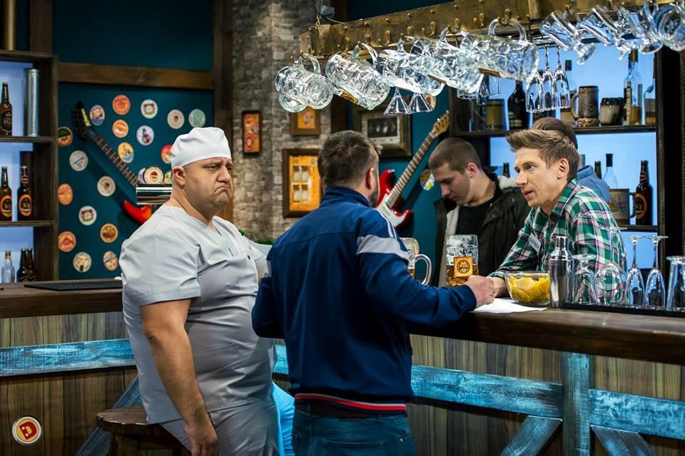 Дизель Шоу На троих: 6 и 7 сезон снимают на украинском языке - фото 135690