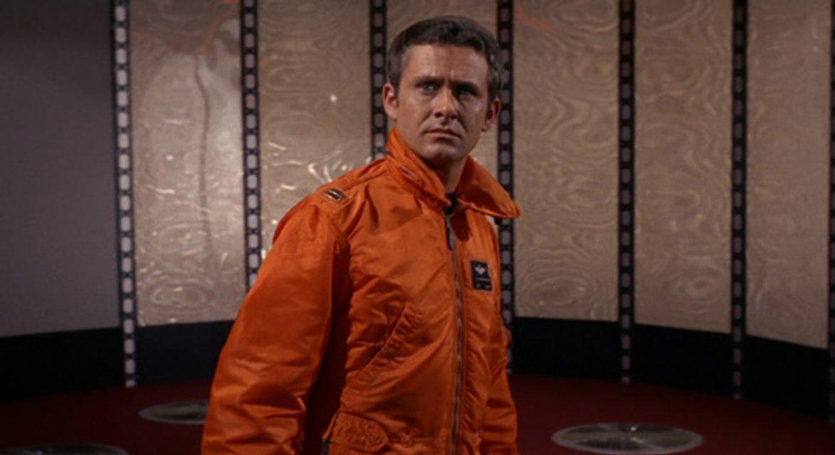 Умер Роджер Перри - звезда сериала 'Star Trek' - фото 135828