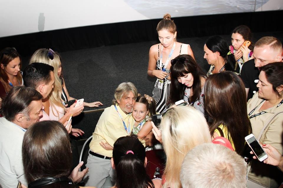 Одесский Международный Кинофестиваль 2018: яркие фото первых дней - фото 135926