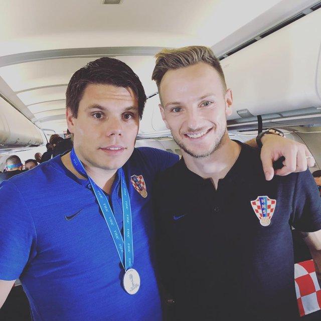 ЧМ-2018: Вукоевич получил серебряную медаль (фото) - фото 136116