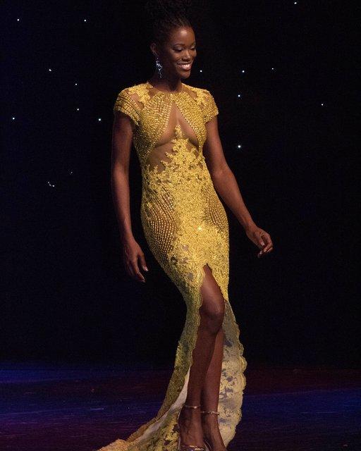 Впервые в истории: Британию на Мисс Вселенная представит темнокожая модель - фото 136721